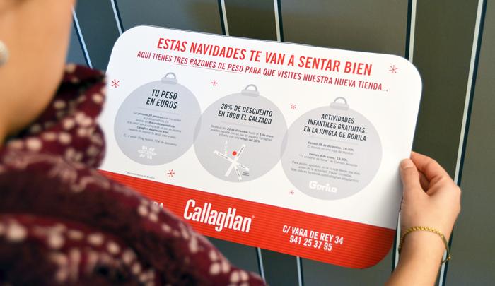 Callaghan / Razones de Peso 2